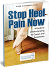 Stop Heel Pain Now!